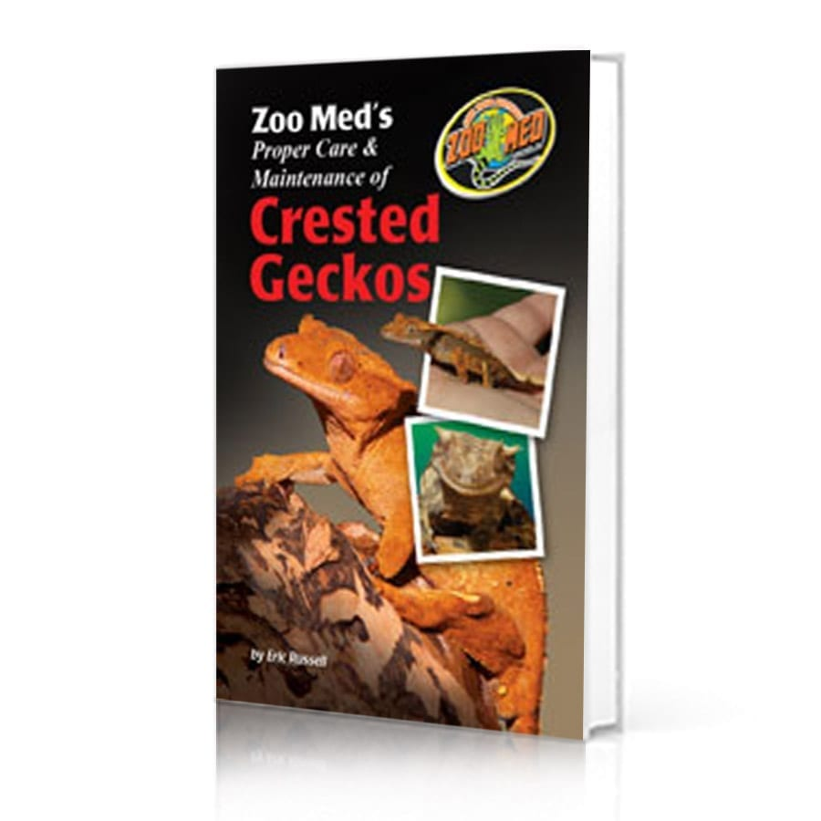 Zoo Med Care & Maint. of Crested Geckos ZB-13