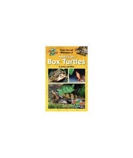 Zoo Med Proper Care of American Box Turtles, ZB-60