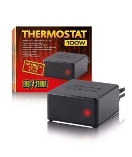 Exo Terra 100w Electronic On/Off Thermostat, PT2456