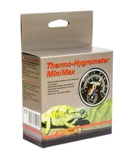Lucky Reptile Thermometer Hygrometer Min/Max,LTH-23