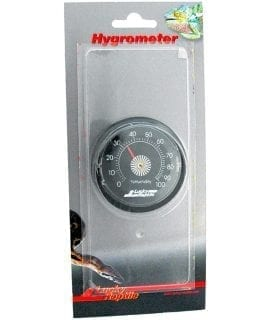 Lucky Reptile Dial Hygrometer, LTH-21