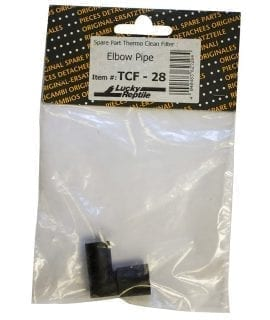 Lucky Reptile Elbow Pipe for Thermo-Clean, TCF-28