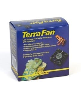 Lucky Reptile Terra Fan Set., TF-1UK