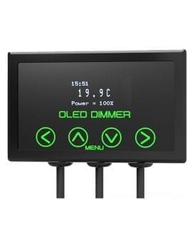 Microclimate OLED Dimmer 600W