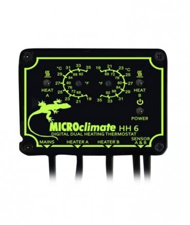 Microclimate HH6 Twin Stat 600W