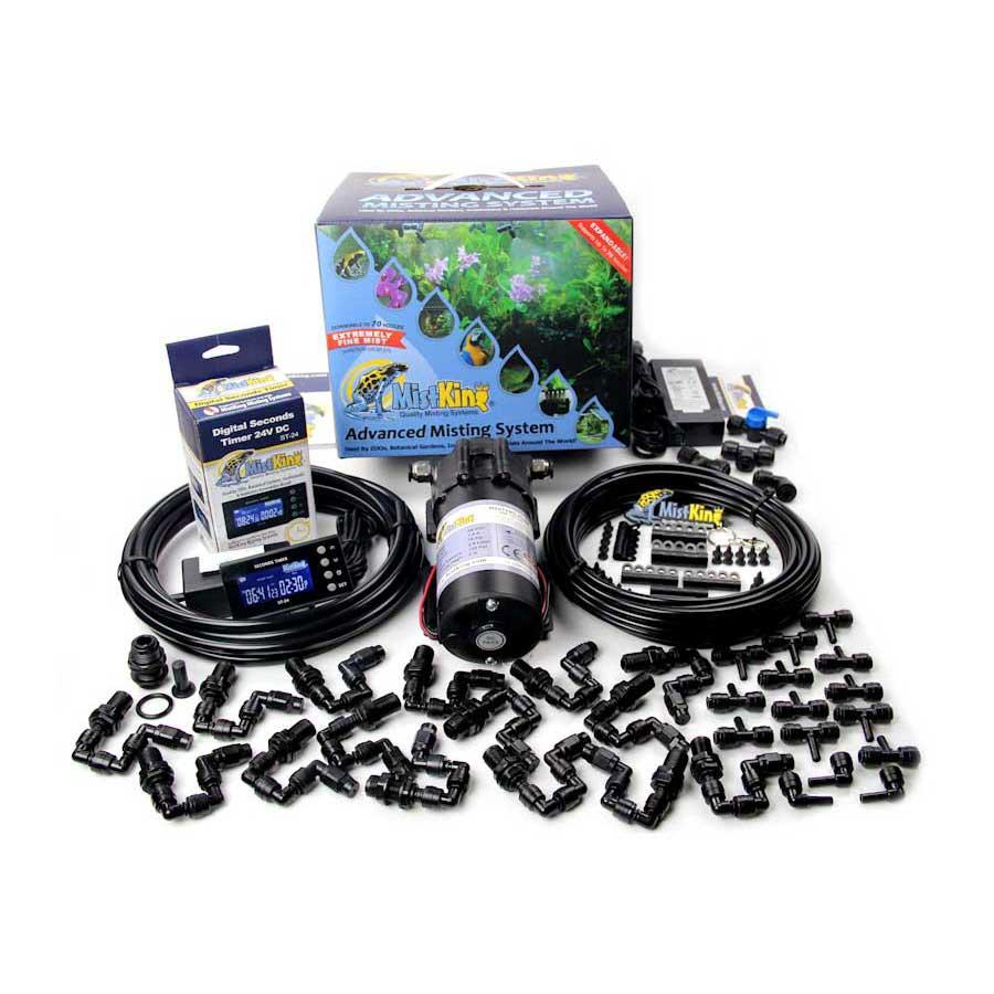 MK ADVANCED Misting System v4.0