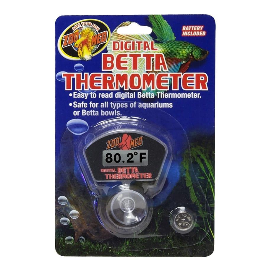 Zoo Med Betta Digital Thermometer, TH-29E