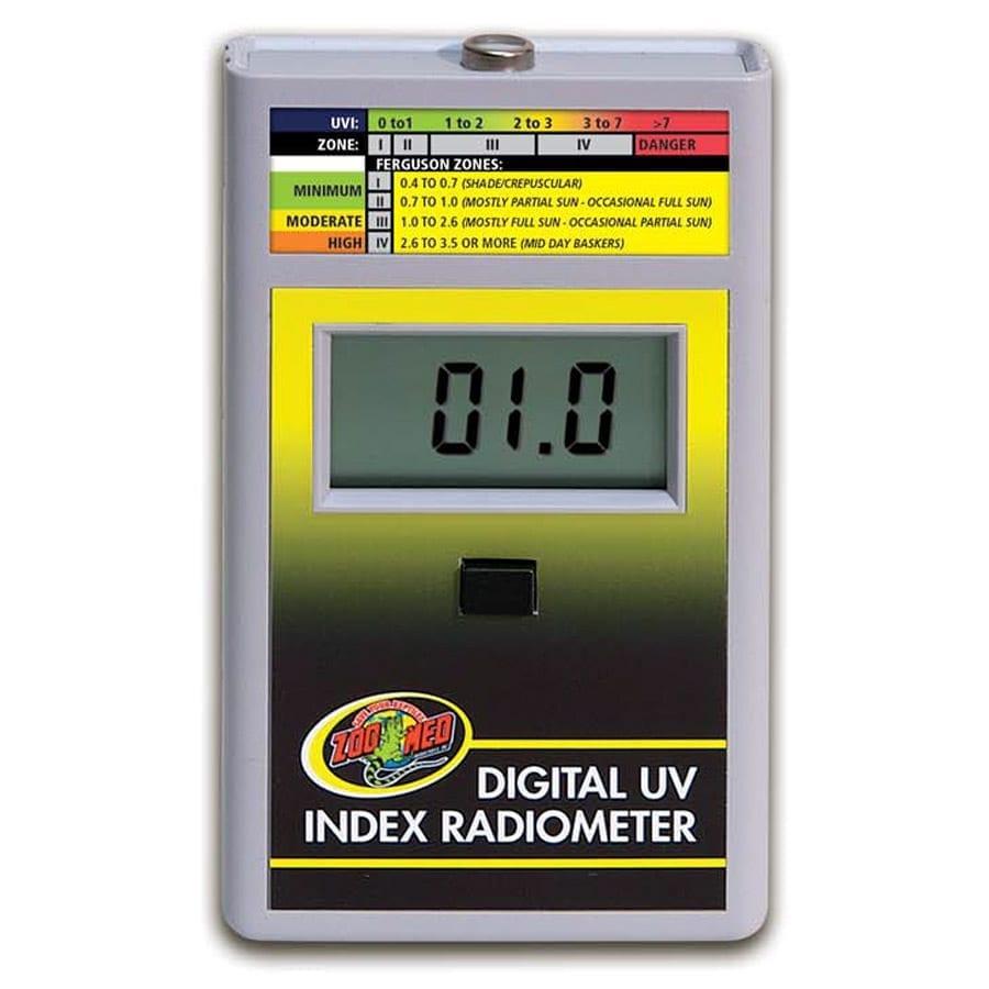 Zoo Med Digital UV Index Radiometer, ST-7