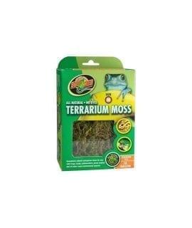 Zoo Med Terrarium Moss, Medium 2.46L, CF-2M