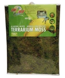 Zoo Med Terrarium Moss, X-Large 4.1L, CF-2X