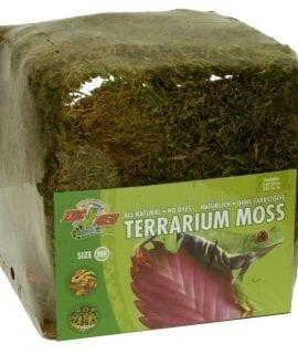 Zoo Med Terrarium Moss, Mini Bale 5.6L CF-2MB