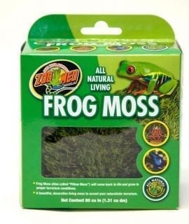 Zoo Med All-Natural Frog Moss 1.3L