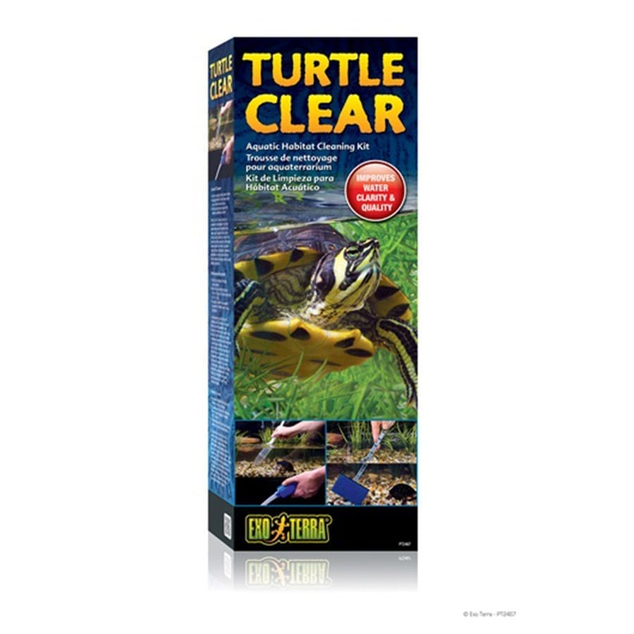 Exo Terra Turtle Clear Cleaning Kit, PT2467