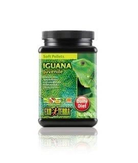 Exo Terra Pellets Juv.Iguana 240g, PT3232