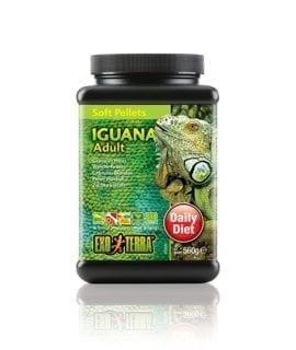 Exo Terra Pellets Ad.Iguana 560g, PT3220