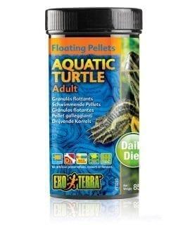Exo Terra Pellets Adult Aq.Turtle 85g, PT3253