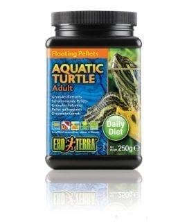 Exo Terra Pellets Adult Aq.Turtle 250g, PT3254