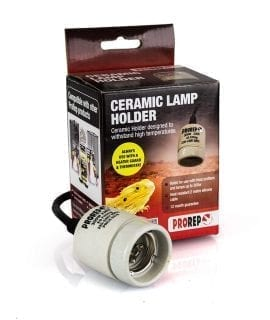 ProRep Ceramic Lamp Holder, HPH005