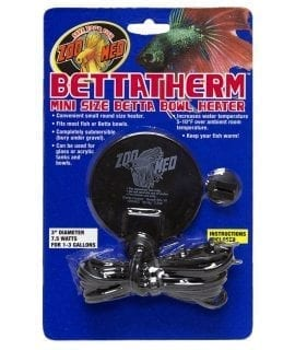 Zoo Med Bettatherm Mini Bowl Heater, BH-10UK