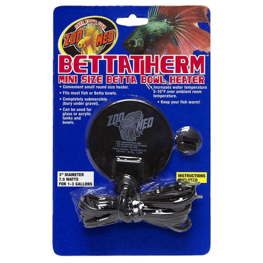 Zoo Med Bettatherm Mini Bowl Heater, BH-10UK