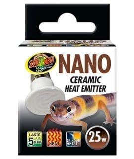 Zoo Med Nano Ceramic Heat Emitter 25W, CE-25NE