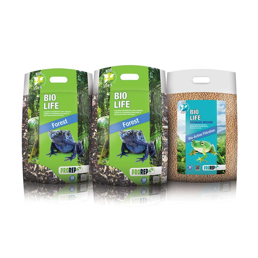 BUNDLE 2x Bio Life Forest + FREE Bio Life Drainage