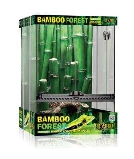 Exo Terra Bamboo Forest Habitat Kit Large, PT3741