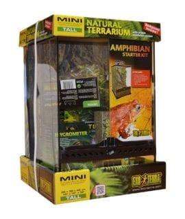 Exo Terra Amphibian Starter Kit 30x30x45cm, PT2602K