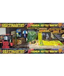 Zoo Med ReptiHabitat Snake Kit