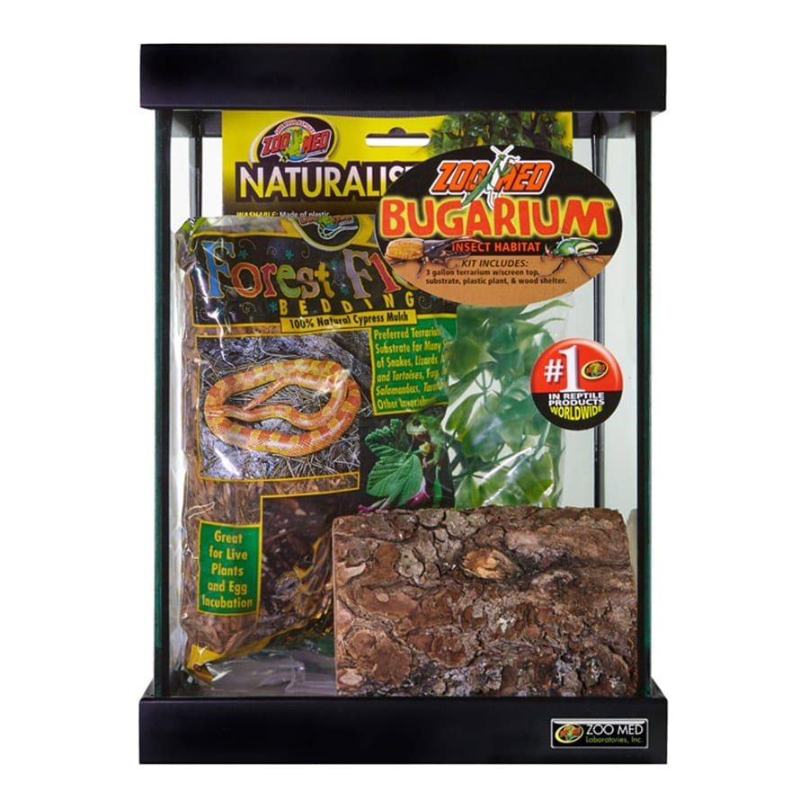 Zoo Med Bugarium Insect Habitat Kit, NT-N1