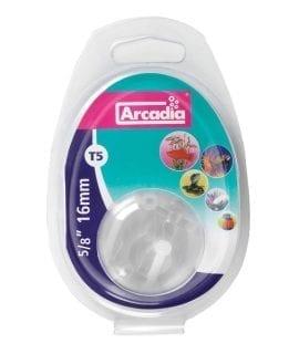 Arcadia Plastic Clips/Fasteners 25mm, AB8PCP