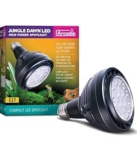 Arcadia Jungle Dawn LED Spot, 40W ES, AJDS40