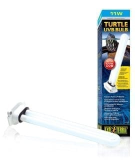 Exo Terra Turtle UVB Lamp 11w, PT2179