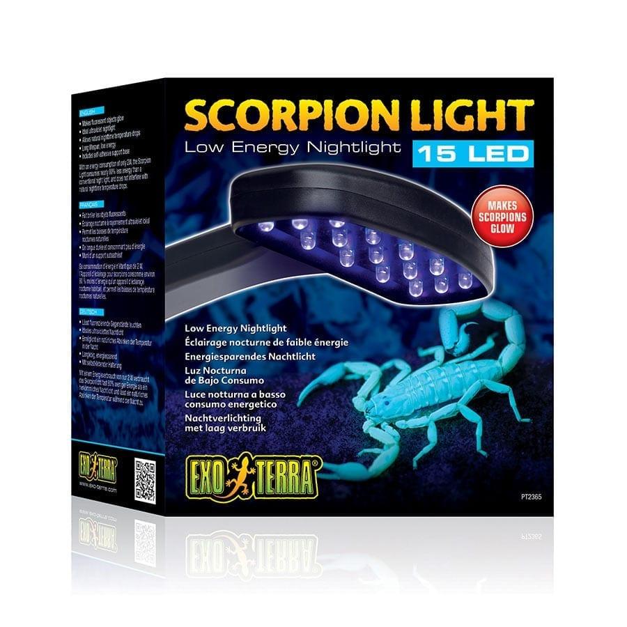 Exo Terra Scorpion Light 2W 15-LED, PT2365