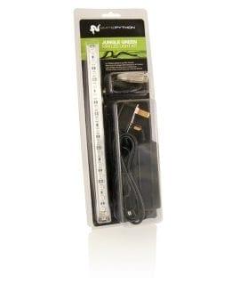 White Python LED Jungle Green Mini 1ft Kit