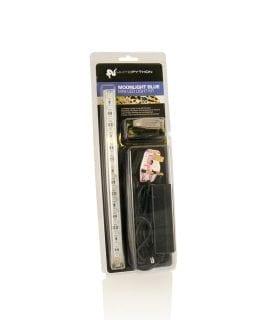 White Python EURO-Plug LED Moonlight Blue Mini 1ft Kit