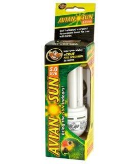 Zoo Med Avian Sun 5.0 Compact (26W) ASC5