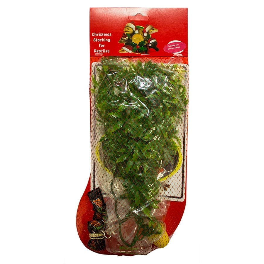 Christmas Stocking For Crested Geckos