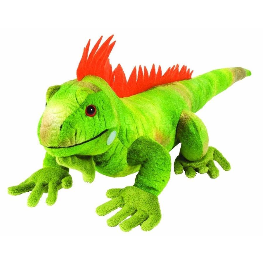 WR Cuddlekins Iguana 40cm Soft Toy