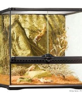 Exo Terra Terrarium Sml/Wide 45x45x45cm, PT2605
