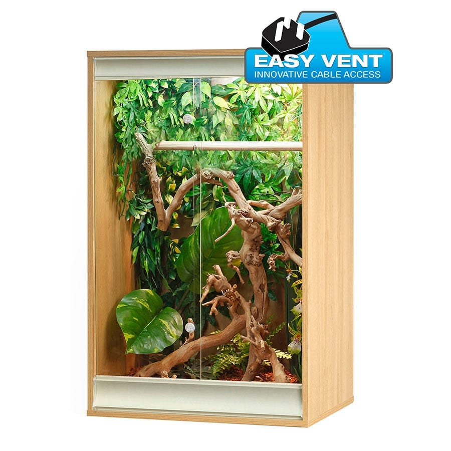 VE Viva+ Chameleon Vivarium Oak PT4124