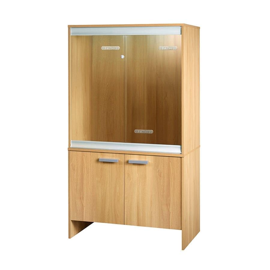 VE Cabinet Medium Oak PT4038