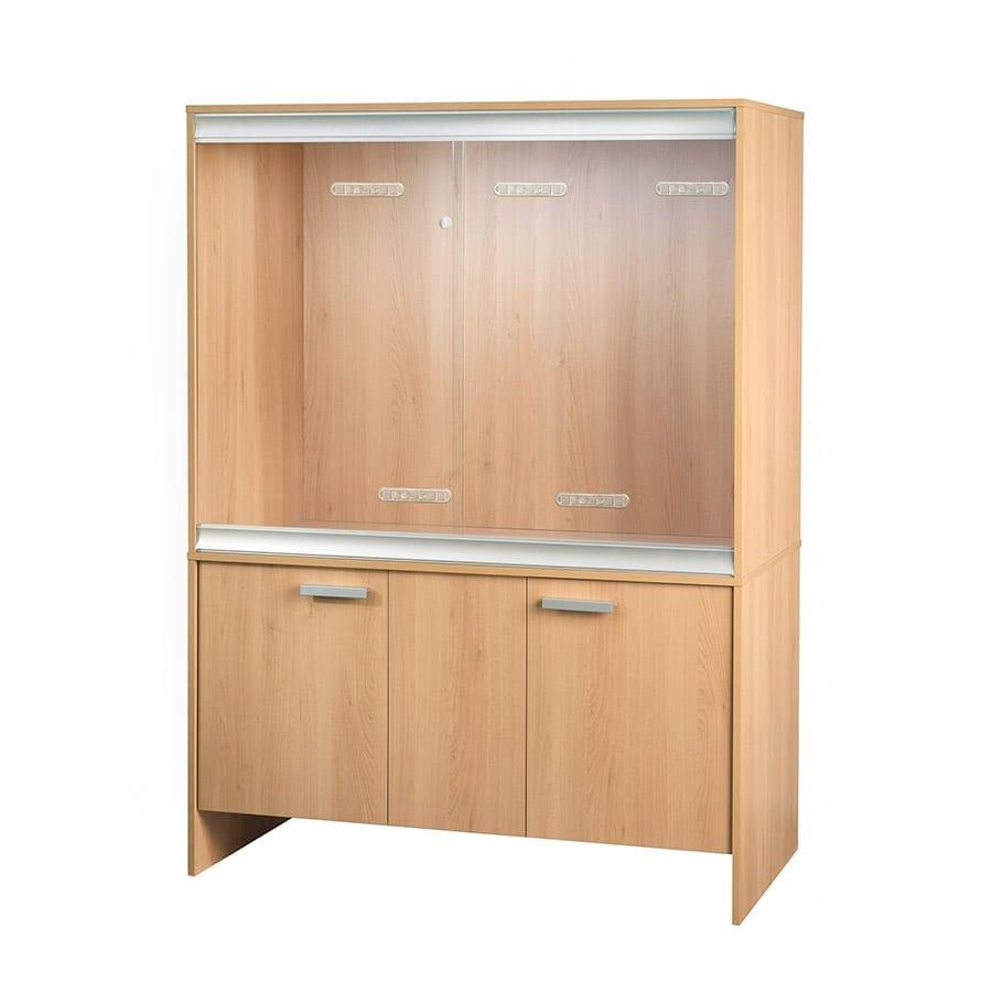 VE Cabinet Large-Deep Beech PT4046