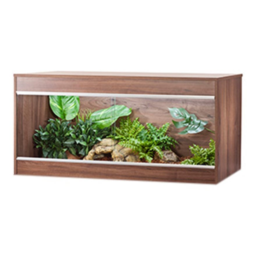 VE Repti-Home Maxi/X-Lge Walnut PT4091