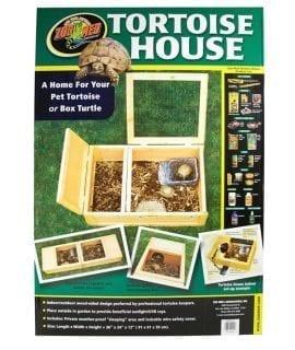 ZM TortZoo Med Tortoise House, TTH-1Eoise House, TTH-1E