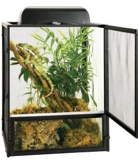 Zoo Med ReptiBreeze Screen Cage, 40x40x50cm, NT-10
