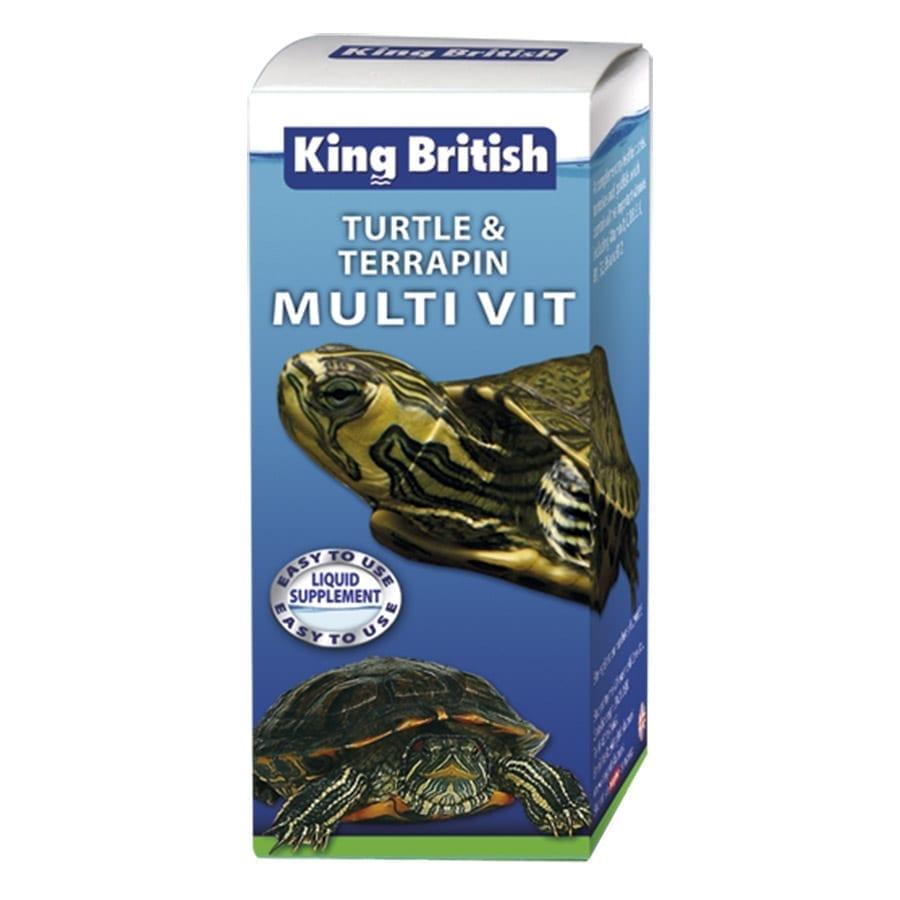 King British Turtle&Terr. Multi-Vit 20ml