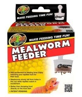 Zoo Med Mealworm Feeder, TA-22E