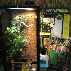 Chameleon T5 Set Up