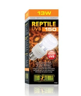 Exo Terra Reptile UVB 150 Compact Lamp 13W,PT2188